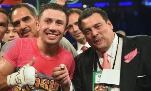 «Хоть он и победил Головкина». Президент WBC назвал сроки третьего боя GGG — «Канело»