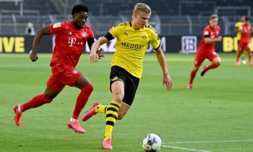 Прямая трансляция матча Бундеслиги «Бавария» — «Боруссия» Дортмунд
