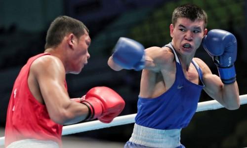 Двукратный призер чемпионата мира из Казахстана возмущен судейством своего проигранного боя