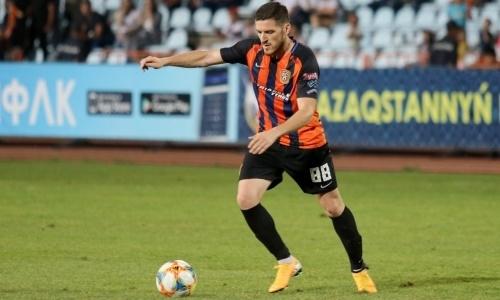 Бельгийский футболист подписал контракт с клубом КПЛ