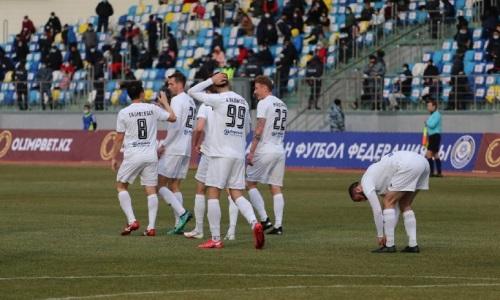 Стал известен состав «Тобола» на финальный матч Суперкубка Казахстана с «Астаной»