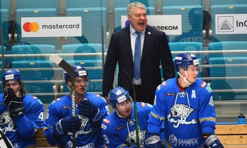 Неприятный сюрприз. «Барыс» проиграл «Металлургу» дома и уступает в серии плей-офф КХЛ