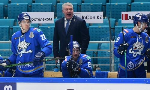 «Мы старались». Юрий Михайлис объяснил поражение «Металлургу» и рассказал о проблемах «Барыса»