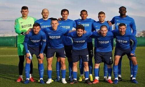 «Ротор» с Шомко и Маевским составе отобрал очки у «Химок» Куата