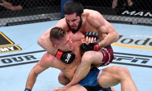 Ислам Махачев — Дрю Добер: видео боя UFC в формате HD