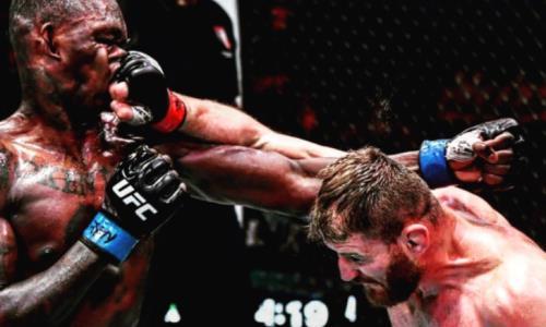 Видео полного боя Исраэль Адесанья — Ян Блахович на UFC 259 с сенсационным исходом