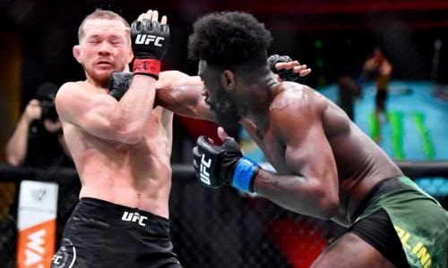 UFC организует реванш Петра Яна и Алджэмейна Стерлинга