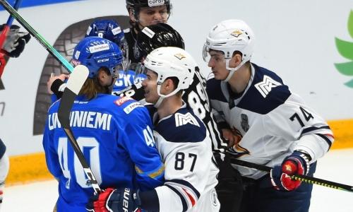 «Особого смысла нет». В России дали прогноз на четвертый матч «Барыс» — «Металлург»