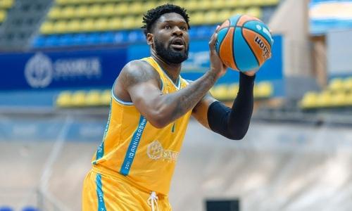 «Астана» упустила преимущество в 19 очков и проиграла шестой матч подряд в Единой лиге ВТБ