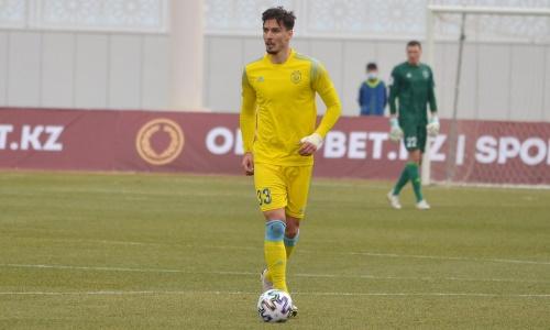 Легионеры «Астаны» и «Кайрата» вызваны в свою сборную на матчи отбора ЧМ-2022