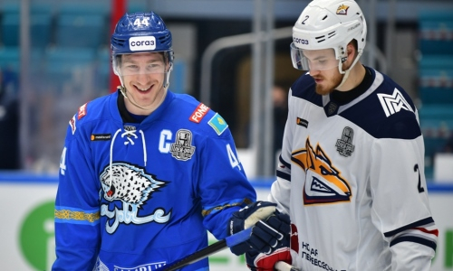 «Не могут чуть-чуть не расслабиться». Российский эксперт знает победителя четвертого матча «Барыс» — «Металлург»