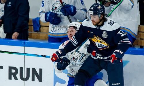 «Арбитры путают». Российское СМИ удивилось абсурдности судейского решения в матче «Барыса» с «Металлургом»