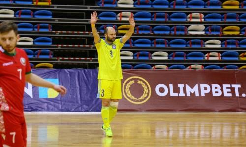 Лидер сборной Казахстана оценил матч против Беларуси и шансы «Кайрата» в Лиге Чемпионов