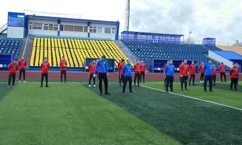 Молодежный состав «Кызыл-Жара СК» будет выступать в Первой лиге