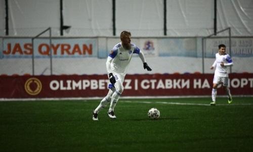Футболист сборной Эстонии перешел в казахстанский клуб