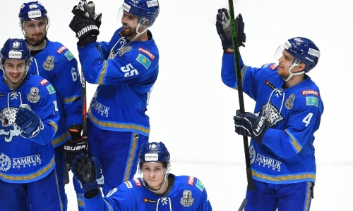 «Барыс» обратился к болельщикам после важной домашней победы над «Металлургом»