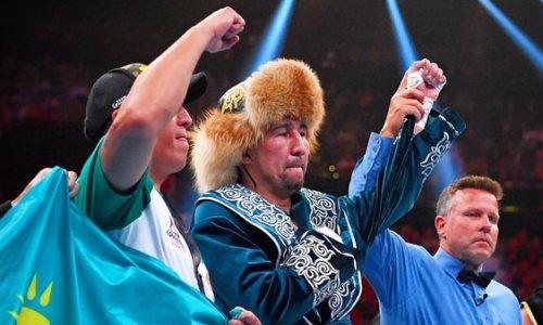 «Великолепный». Непобежденный казахстанский боксер произвел мощное впечатление в США