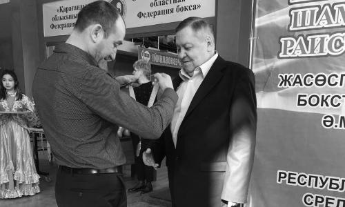Умер известный казахстанский тренер по боксу Анатолий Торопов