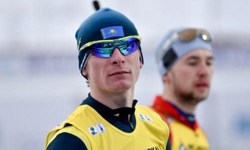 Стали известны результаты казахстанцев в мужской индивидуальной гонки этапа Кубка IBU в Австрии