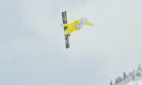 Команда Казахстана по лыжной акробатике не пробилась в основной финал чемпионата мира