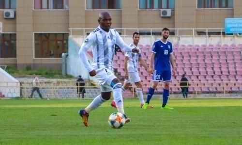 Куда пропал? В «Ордабасы» прояснили будущее африканского футболиста