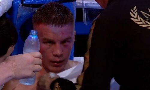 «Казахский король» тяжелым нокаутом проиграл второй подряд титульный бой