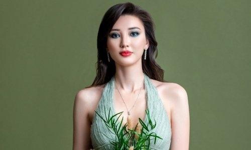 «Красотка». Сабина Алтынбекова восхитила фанатов новым эффектным фото