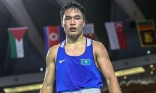 Чемпион мира из Казахстана проиграл на старте турнира в Стамбуле