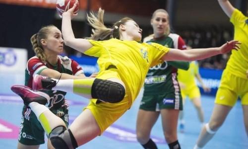 Женская сборная Казахстана проиграла России в отборе на Олимпиаду