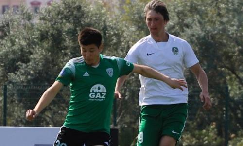 Кайраллиев впервые в нынешнем сезоне вывел «Атырау» с капитанской повязкой