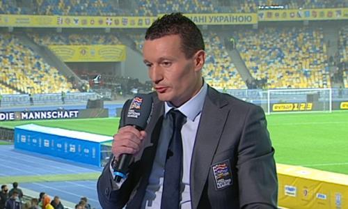 «Принимаем Казахстан, Финляндию и двигаемся дальше». Экс-защитник сборной Украины — о ничьей с Францией