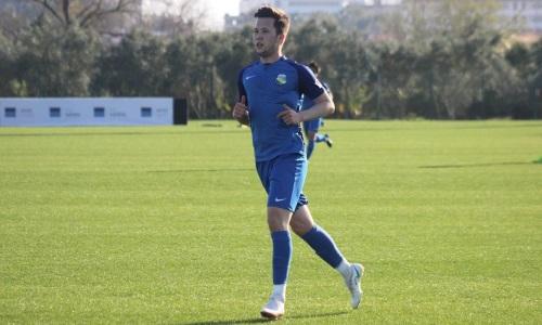 Игрок «Каспия» может сыграть за сборную Казахстана впервые за 25 лет