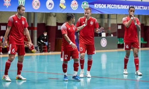 «Актобе» вышел в полуфинал плей-офф чемпионата Казахстана