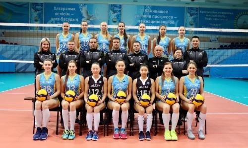 «Алтай» стал пятикратным чемпионом Казахстана