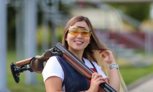 Казахстанская спортсменка подвела итоги Кубка мира по стендовой стрельбе