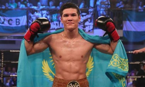 «Лучший боксер на планете». Данияр Елеусинов — о бое в андеркарде «Канело», своем новом контракте и поясе IBF