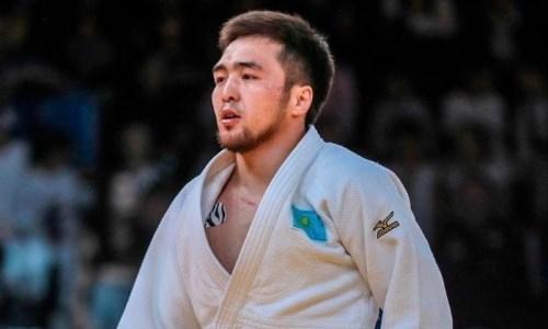 Камшыбек Кункабаев взлетел в мировом рейтинге после первого выигранного титула в профи