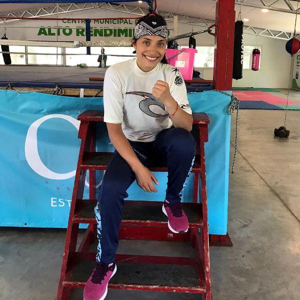 В Аргентине живет двукратная чемпионка страны по боксу София Головкина. Кто она и какое отношение имеет к GGG?