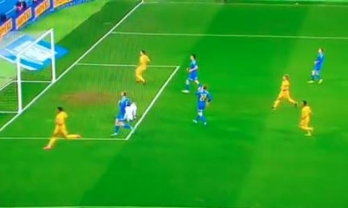 Видео гола Яремчука в матче Украина — Казахстан отбора на ЧМ-2022