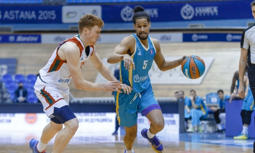 Единая лига ВТБ представила анонс матча «Локомотив-Кубань» — «Астана»