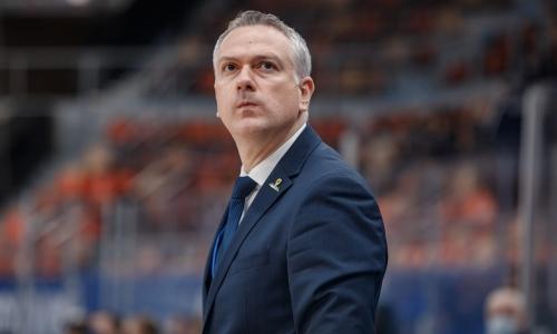 «Мы показали конкурентную борьбу». Наставник «Астаны» рассказал о причинах поражения от клуба «Локомотив-Кубань»