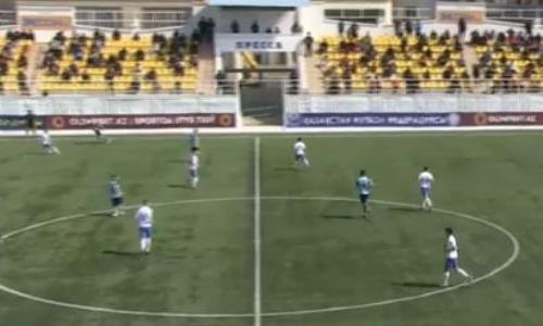 Видеообзор матча Премьер-Лиги «Каспий» — «Жетысу» 2:0