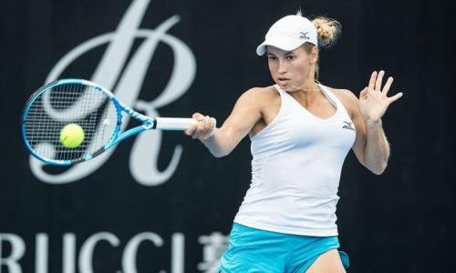 Путинцева вылетела из ТОП-30 в обновленном рейтинге WTA
