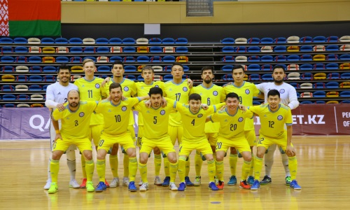 Стал известен состав сборной Казахстана на матч с Венгрией в отборе на ЕВРО-2022