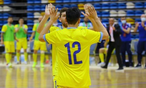 Видео голов, или Как сборная Казахстана уничтожила венгров и досрочно вышла на ЕВРО-2022