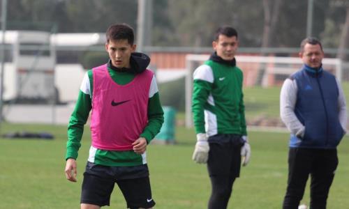 Казахстанский футболист подписал контракт с клубом сильнейшего дивизиона европейского чемпионата
