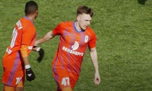 Футболист сборной Казахстана в составе европейского клуба провел подготовку к игре с аутсайдером. Фото
