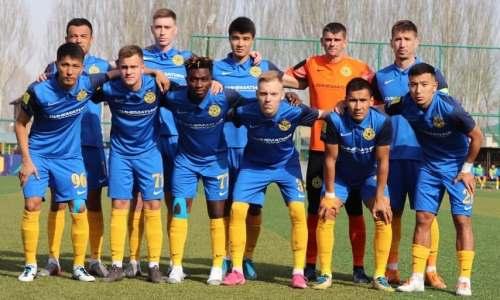 Зарубежный клуб казахстанского футболиста в большинстве проиграл первый матч в сезоне
