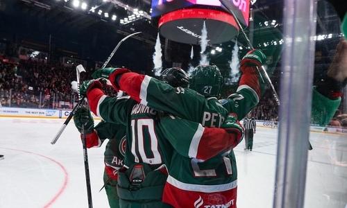 КХЛ подвела итог первой победы «Ак Барса» с ассистом форварда сборной Казахстана в финале Востока