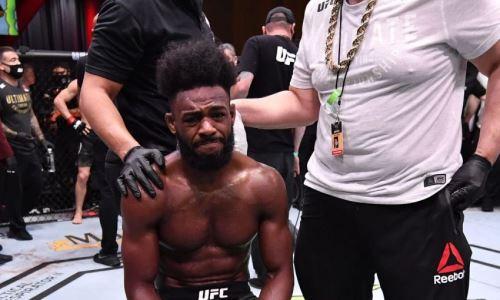Стерлинг отреагировал на поражение легенды UFC после удара коленом в голову